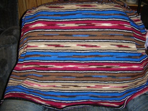 New 76 Best Crochet Afghans southwestern Images On Navajo Crochet Pattern Of Perfect 48 Pics Navajo Crochet Pattern