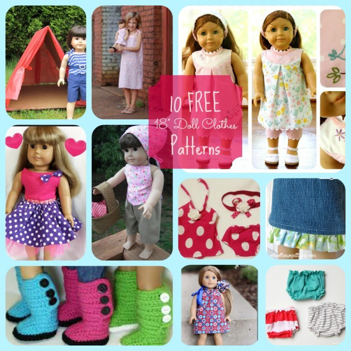 New 8 Best Of Eye Doll Patterns Free Printable Free Free Crochet Patterns for American Girl Dolls Clothes Of Adorable 50 Pictures Free Crochet Patterns for American Girl Dolls Clothes