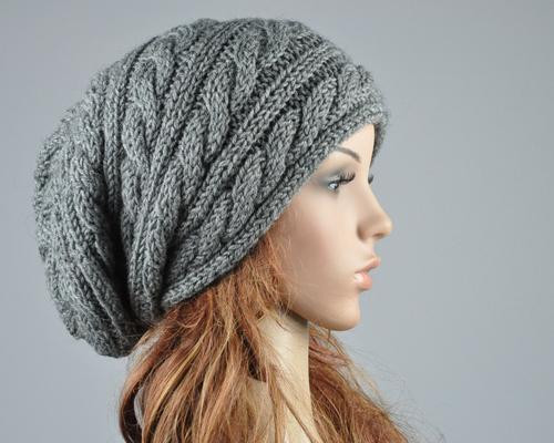 New 8 Fashionable Slouchie Beanie Knit Pattern Sizzle Stich Slouchy Hat Knit Pattern Of Superb 45 Ideas Slouchy Hat Knit Pattern
