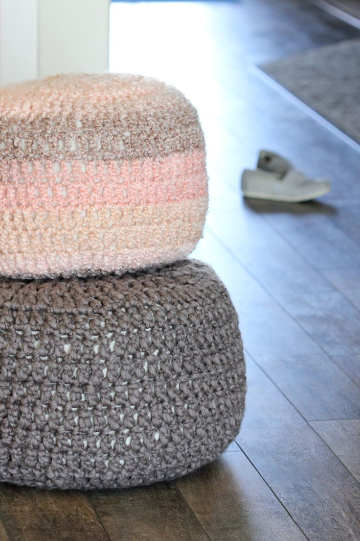 New 84 Best Images About Pouf On Pinterest Crochet Floor Pouf Of Luxury 49 Pictures Crochet Floor Pouf