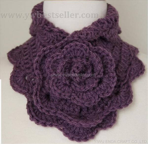 9 Cool Crochet Scarf Patterns