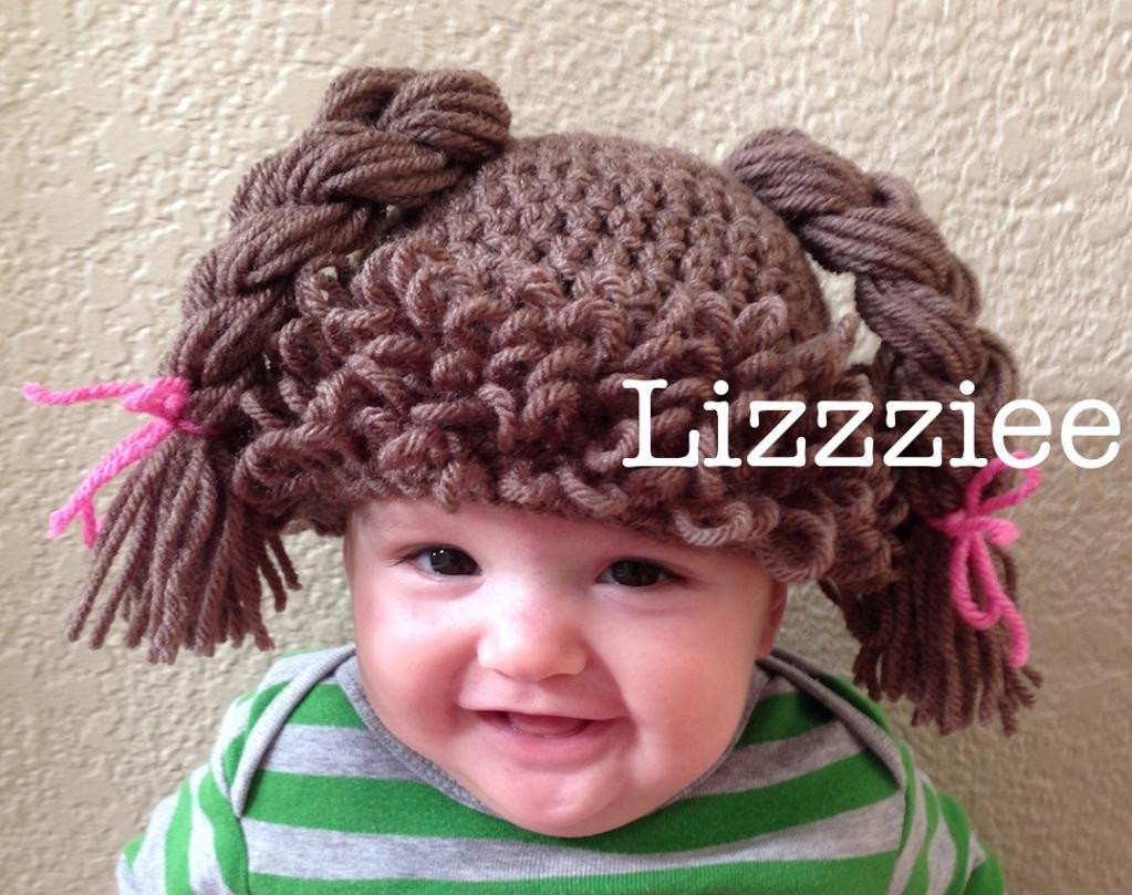 New 9 Crochet Wigs for Halloween & Dress Up Costumes Crochet Patterns for Kids Of Gorgeous 46 Photos Crochet Patterns for Kids
