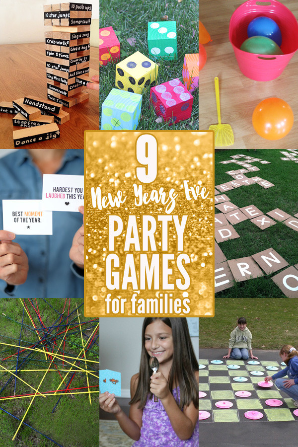 New 9 New Years Eve Party Games for Families New Family Games Of Perfect 47 Ideas New Family Games