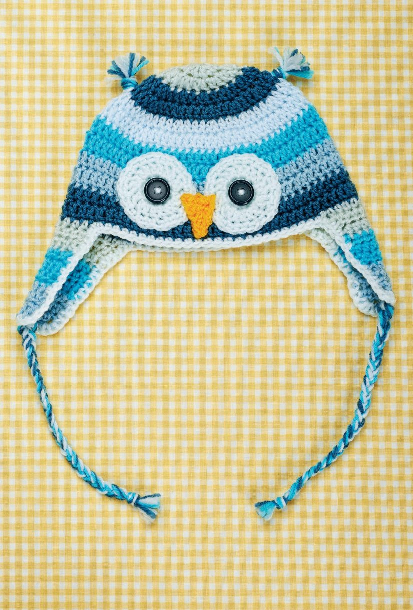 New 9 that Will Get You Crocheting tonight Crochet Owl Hat Of Marvelous 48 Images Crochet Owl Hat