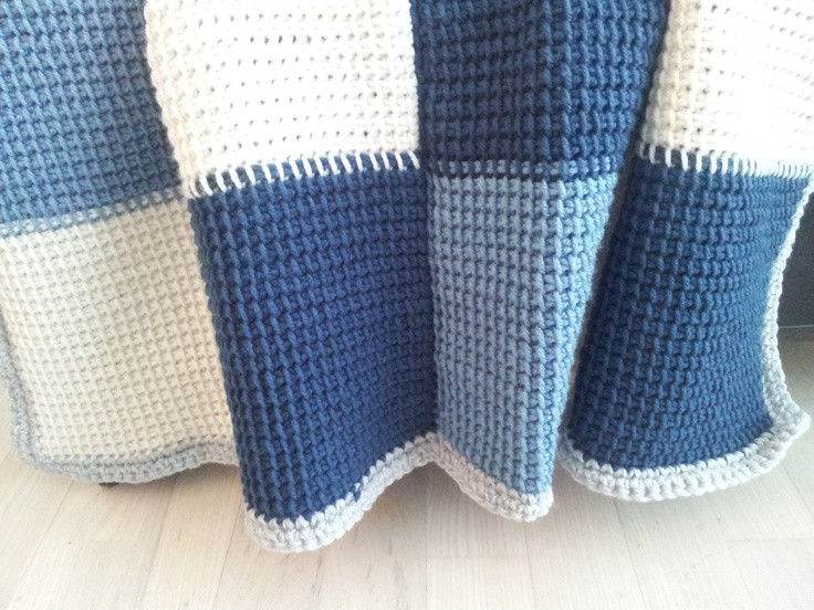 91 best images about Tunisian Crochet Afghans on Pinterest