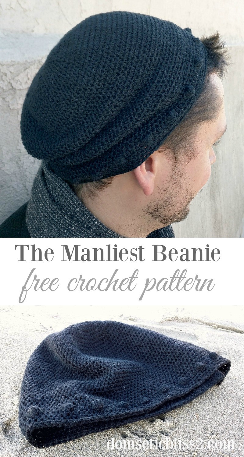 New A Morning Cup Of Joe Linky Party Diy Projects the Crochet Mens Beanie Of Luxury 44 Ideas Crochet Mens Beanie