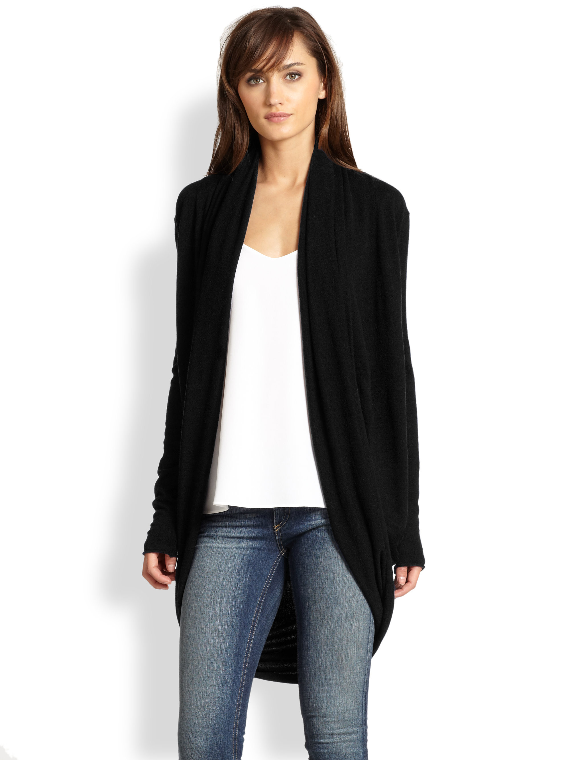 New Alice Olivia Wool & Cashmere Circle Cardigan In Black Circle Cardigan Of Adorable 41 Ideas Circle Cardigan