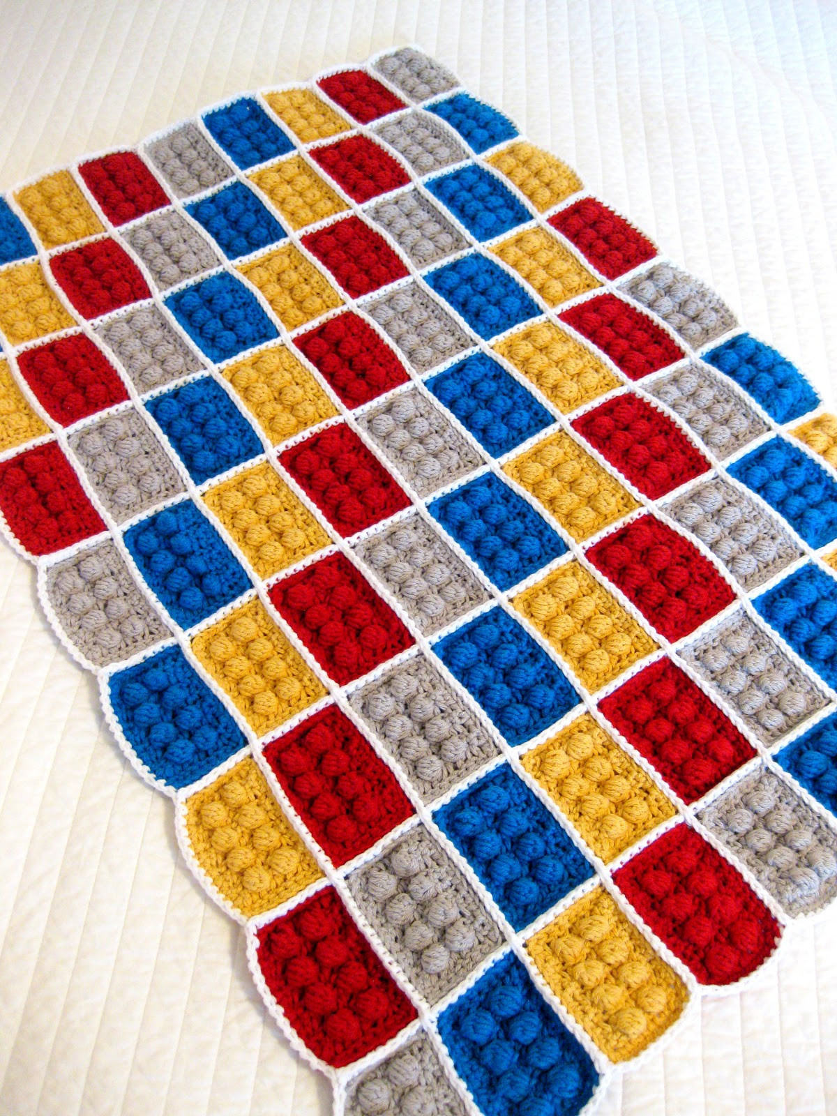 New All Things Bright and Beautiful Crochet Lego Blanket Tutorial Cool Crochet Patterns Of Awesome 45 Ideas Cool Crochet Patterns