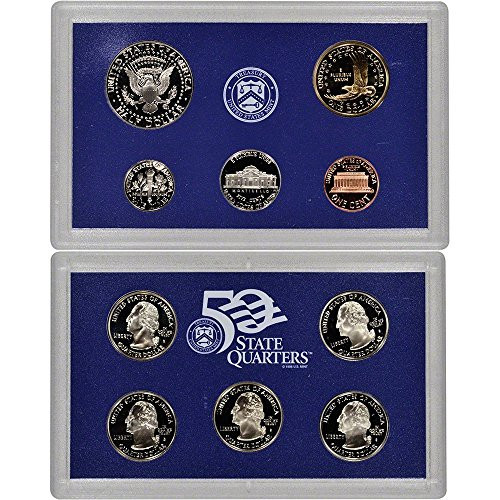 New Amazon 2000 United States Mint Proof State Quarter State Quarter Set Of Superb 44 Pictures State Quarter Set