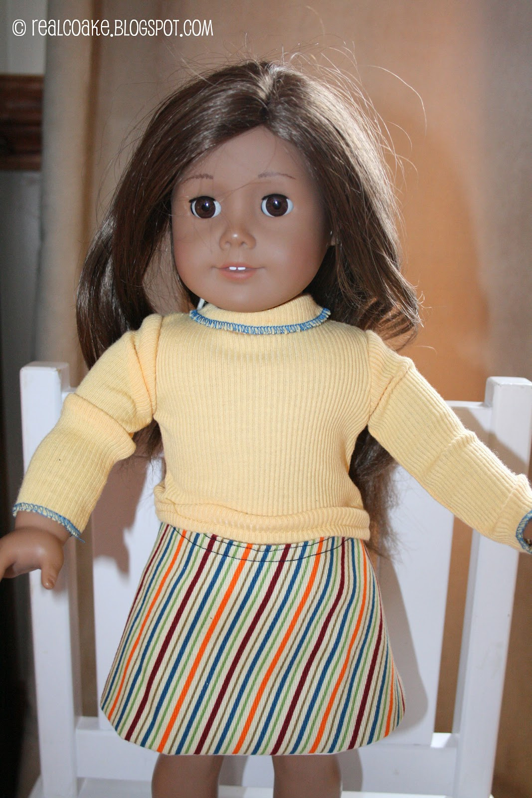 New American Girl Doll Clothes Pattern to Sew A Reverisble American Girl Doll Dress Patterns Of Incredible 48 Models American Girl Doll Dress Patterns