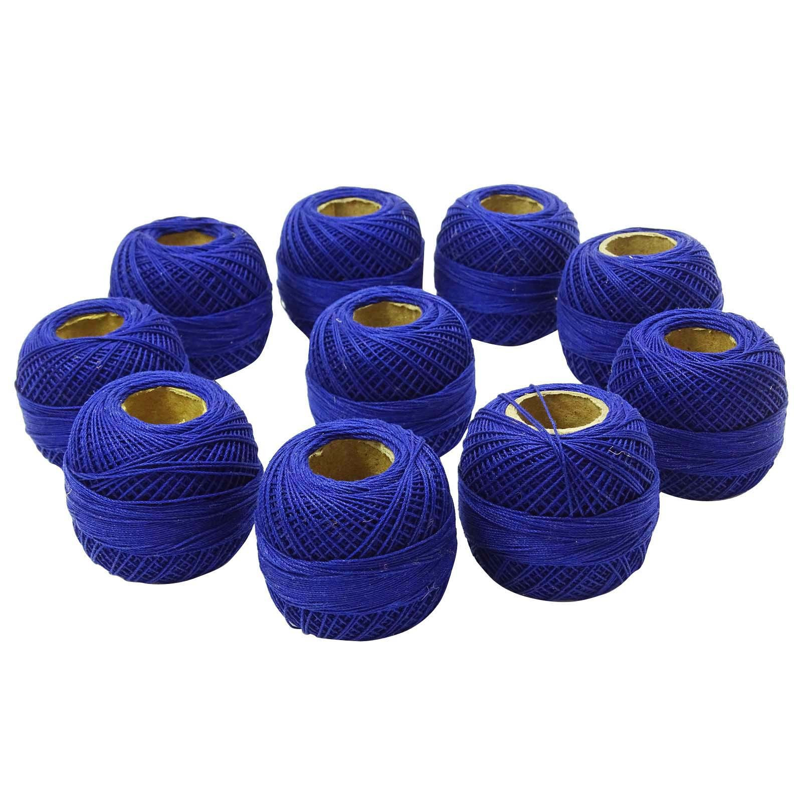 New Anchor Crochet Polyester Knitting Tatting Ball Embroidery Knitting Thread Of Amazing 48 Models Knitting Thread