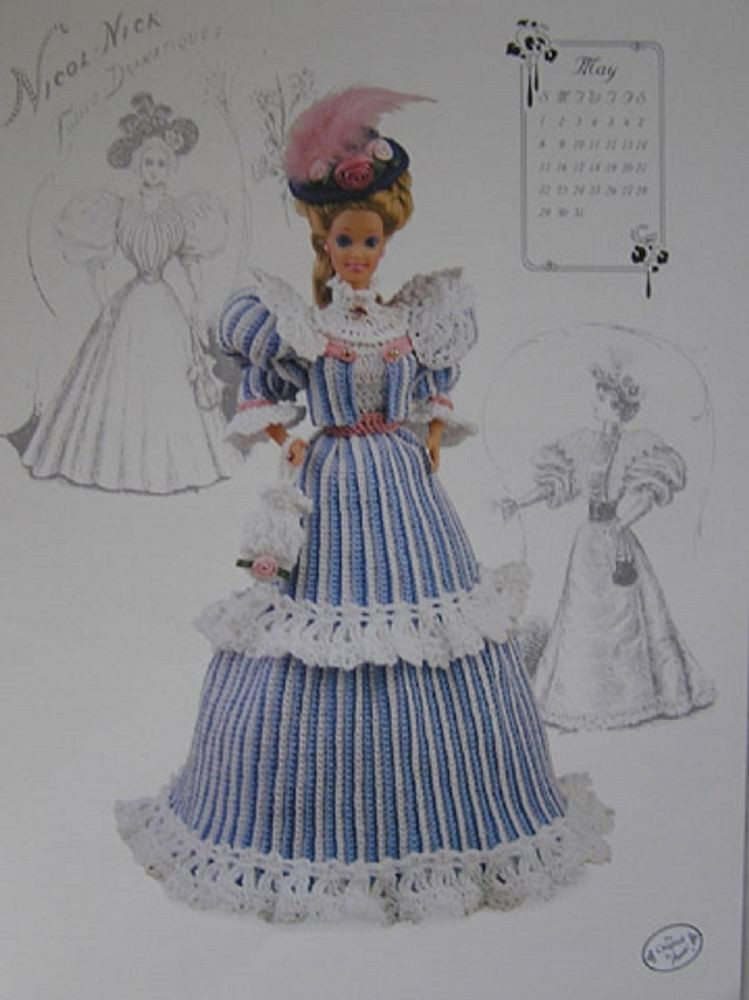New Annie S attic Fashion Bed Doll Miss May Crochet Pattern Annie's attic Crochet Of Lovely 45 Pics Annie's attic Crochet