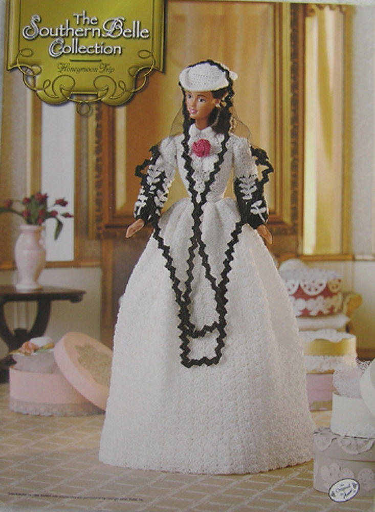 New Annie S attic southern Belle Fashion Bed Doll Crochet Annie's attic Crochet Of Lovely 45 Pics Annie's attic Crochet