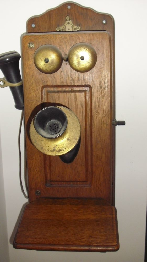 New Antique Kellogg Crank Wall Telphone Antique Crank Phone Of Top 49 Pictures Antique Crank Phone
