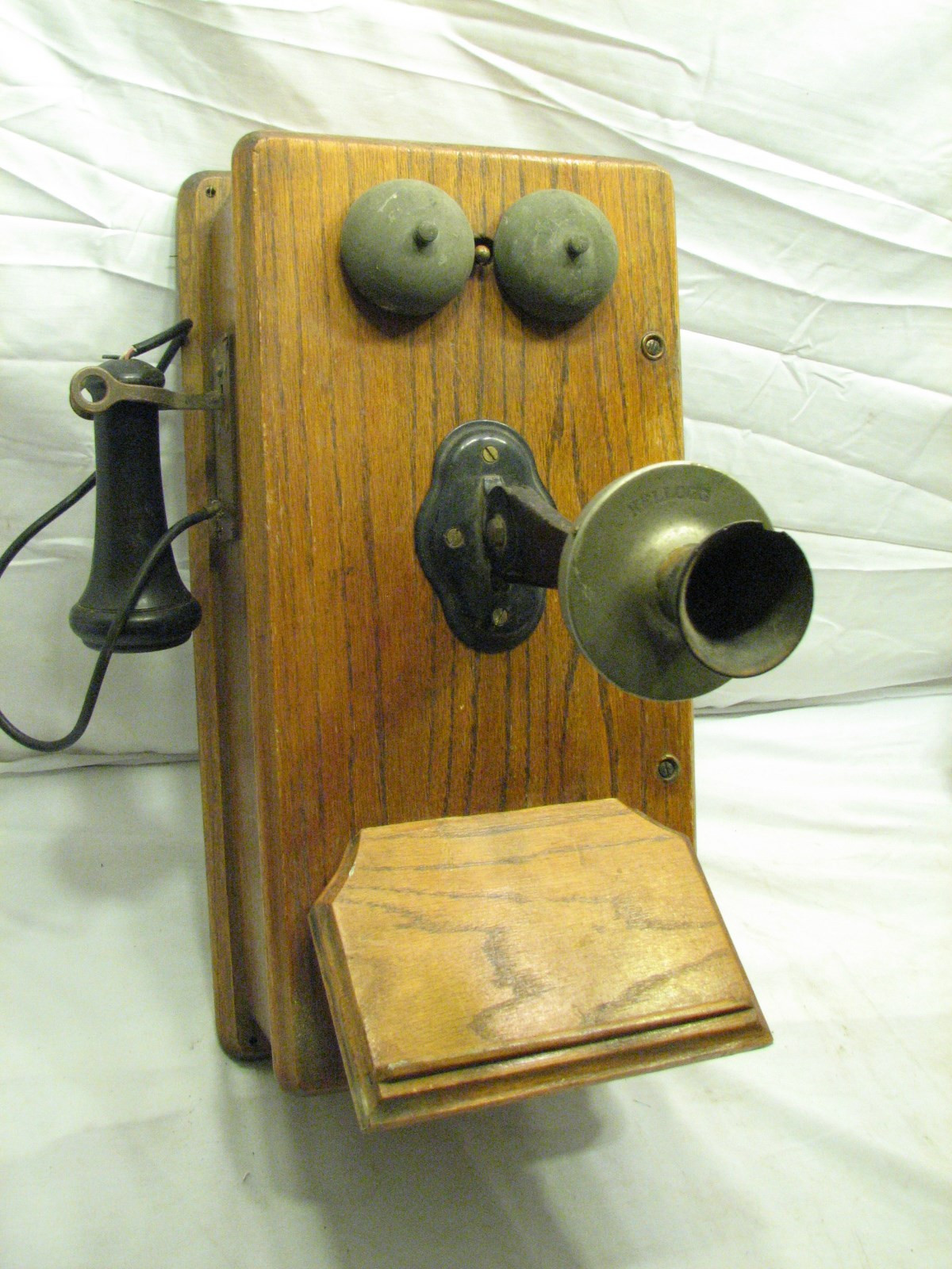 New Antique Kellogg Oak Ringer Wall Telephone Wooden Box Phone Old Wooden Phone Of Adorable 43 Images Old Wooden Phone