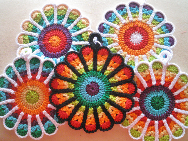 New Art In the Kitchen Crochet Potholders and Hot Pads Free Crochet Potholder Patterns Of Superb 46 Pictures Free Crochet Potholder Patterns