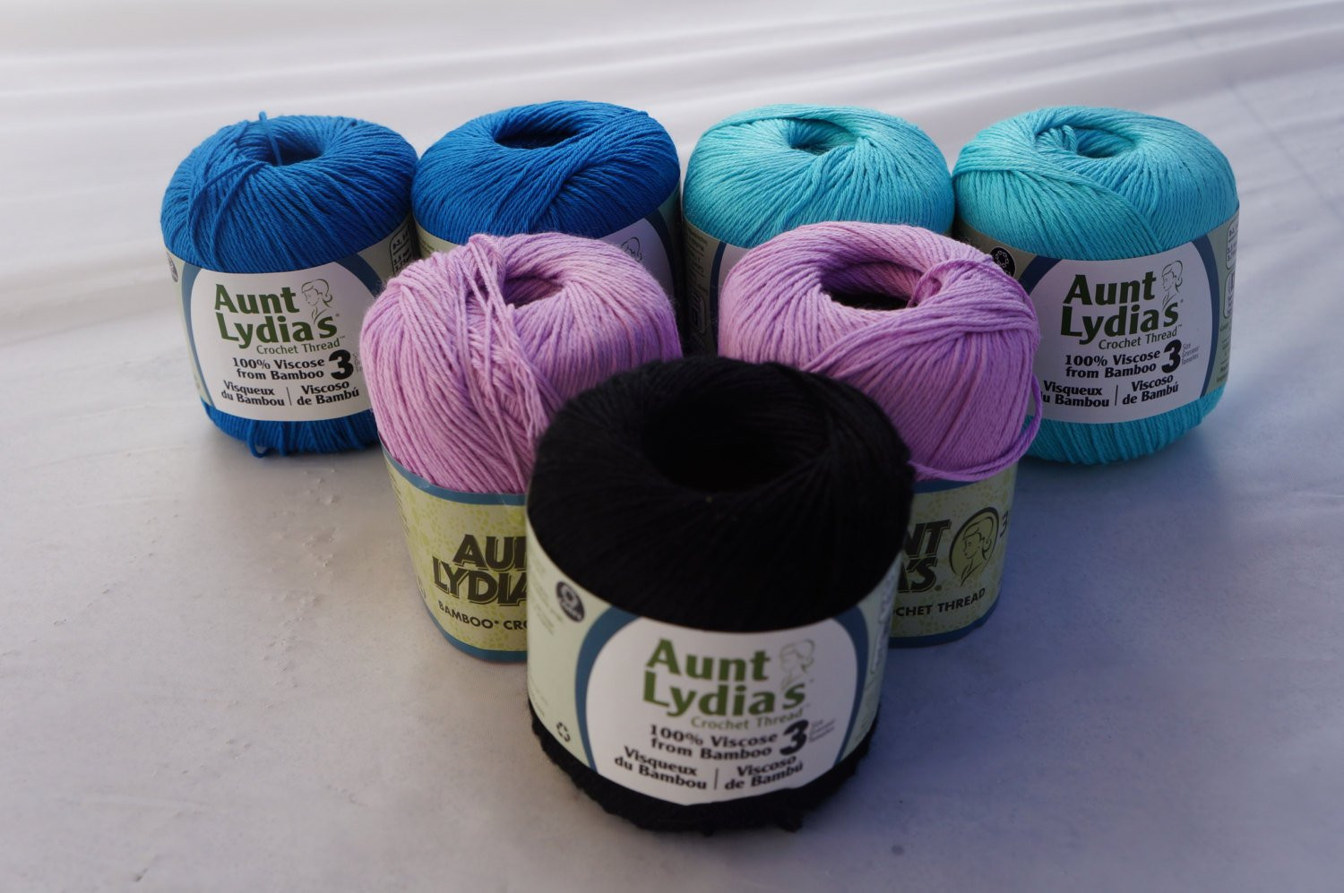 New Aunt Lydia S Viscose From Bamboo Crochet Thread Size Bamboo Crochet Thread Of Awesome 29 Pics Bamboo Crochet Thread