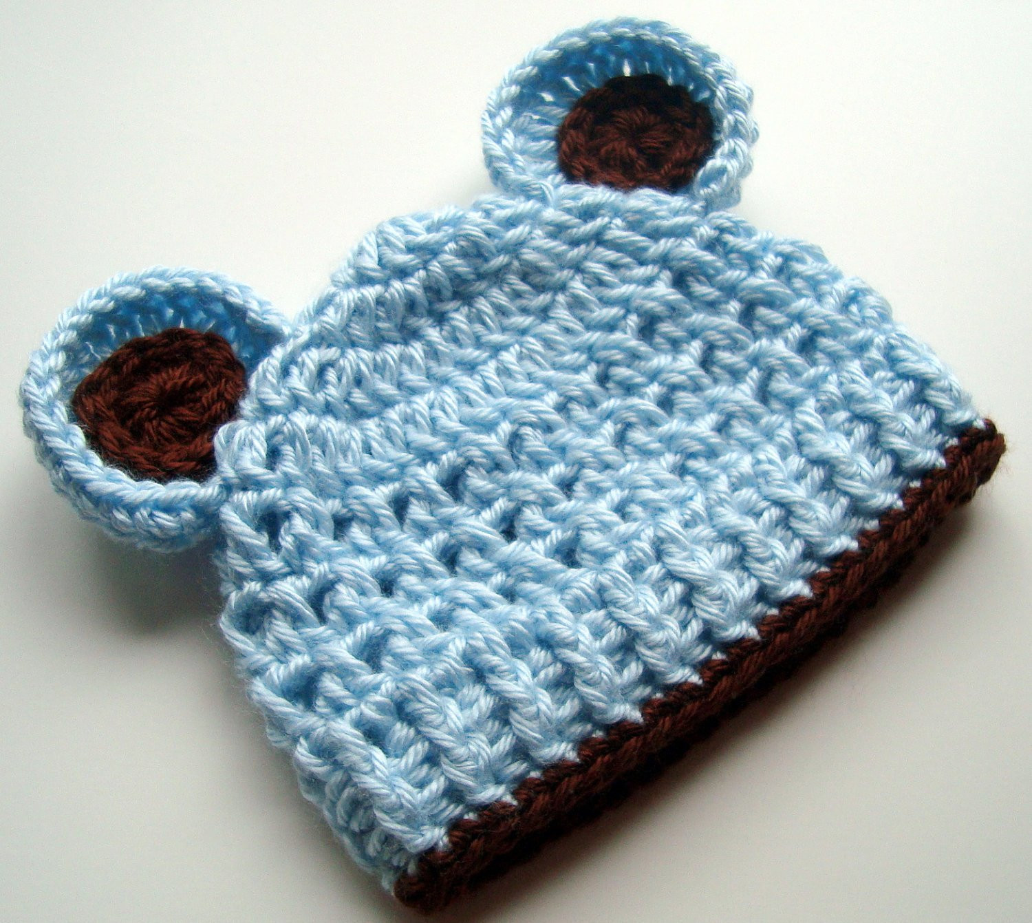 New Baby Boy Hat Crochet Baby Hat with Ears Crocheted Infant Crochet Baby Boy Hats Of New 50 Ideas Crochet Baby Boy Hats
