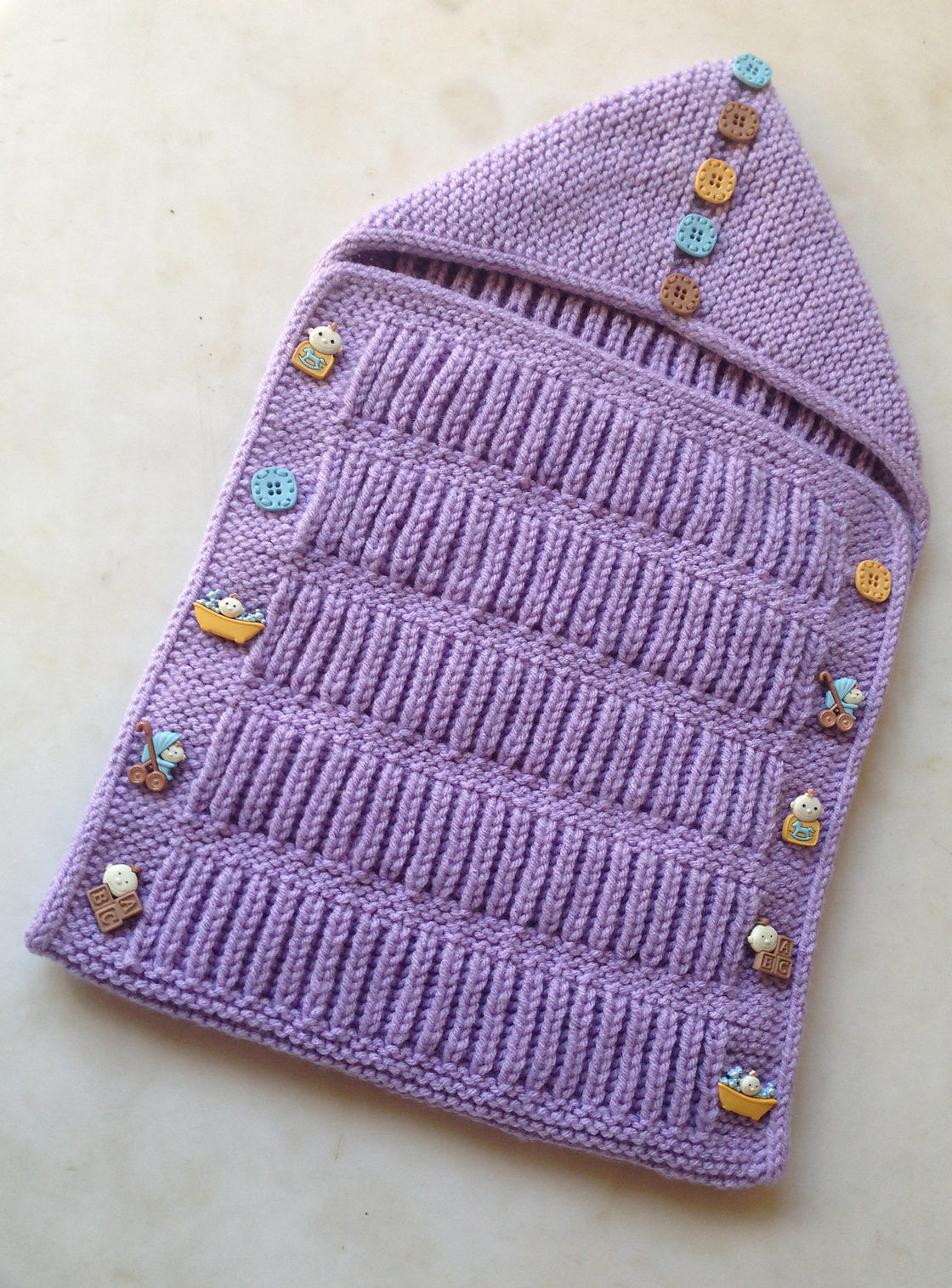 New Baby Cocoon Snuggly Sleep Sack Wrap Knitting Patterns Knitted Baby Cocoon Of Marvelous 42 Photos Knitted Baby Cocoon