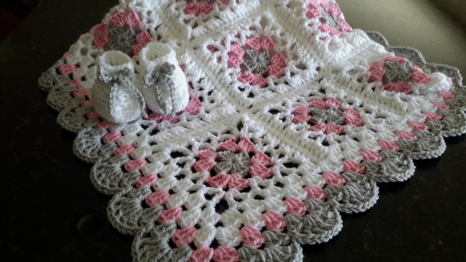New Baby Girl Lacy Granny Square Baby Crochet Blanket Afghan Granny Square Baby Blanket Of Amazing 41 Pictures Granny Square Baby Blanket