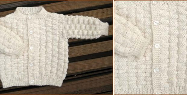 New Basket Weave Knitted Baby Cardigan [free Knitting Pattern] Basket Weave Knitting Pattern Of Marvelous 48 Images Basket Weave Knitting Pattern