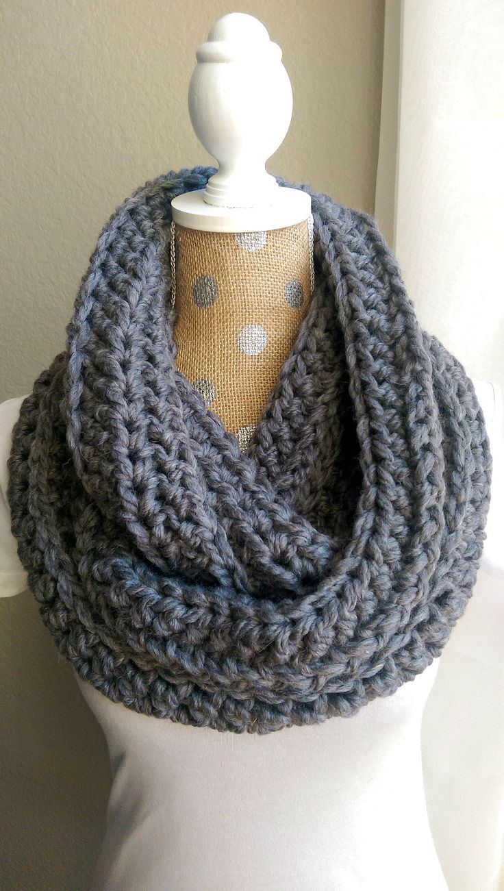 New Best 25 Chunky Infinity Scarves Ideas On Pinterest Chunky Scarf Pattern Of Marvelous 49 Photos Chunky Scarf Pattern