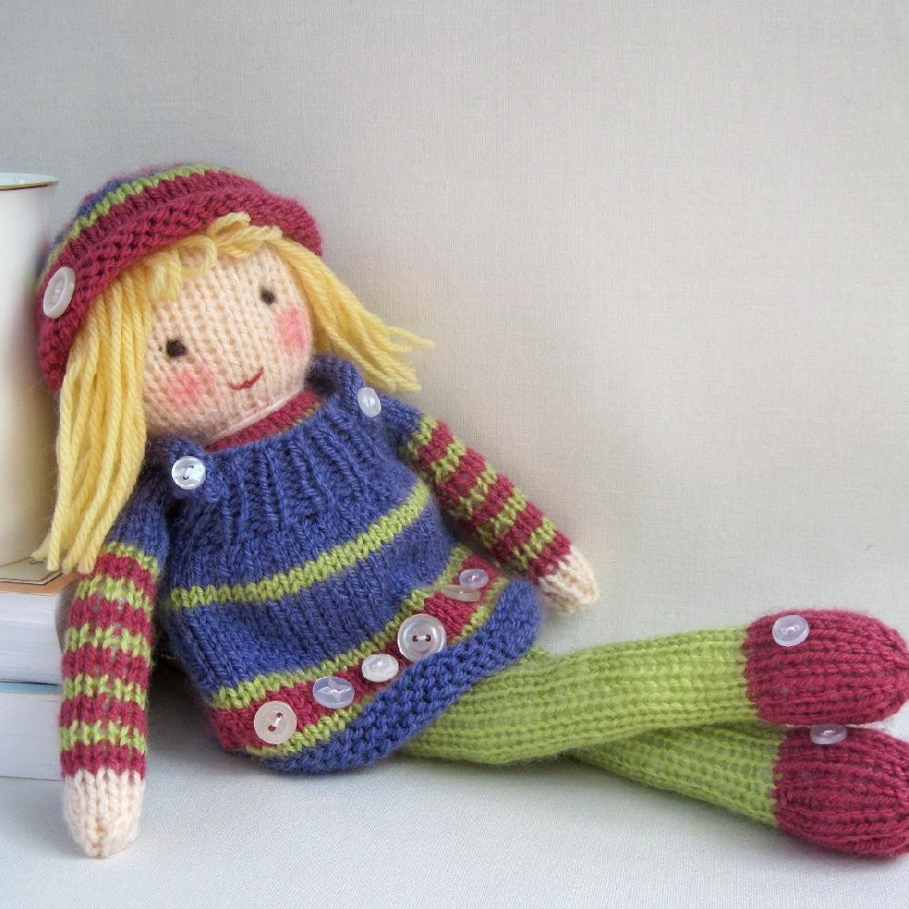 New Betsy button Knitted Doll Knitted Doll Patterns Of Lovely 40 Models Knitted Doll Patterns