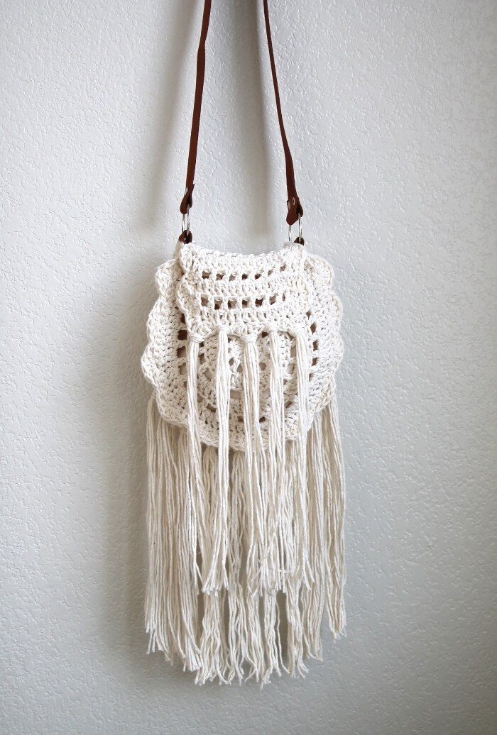 New Boho Tassel Crochet Bag – Free Pattern Boho Crochet Patterns Free Of Delightful 45 Photos Boho Crochet Patterns Free