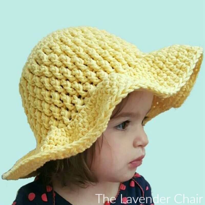 New Brickwork Summer Sun Hat Infant Child Crochet Pattern Crochet Summer Hat Pattern Of Incredible 46 Photos Crochet Summer Hat Pattern