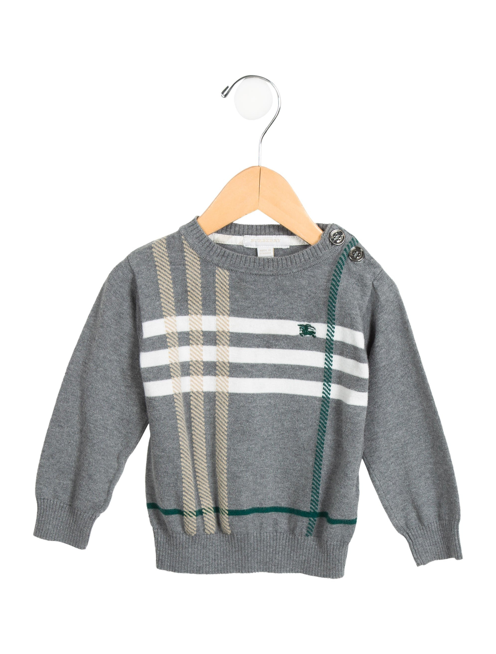 New Burberry Boys Nova Check Knit Sweater Boys Bur Boys Knit Sweater Of Lovely 50 Models Boys Knit Sweater