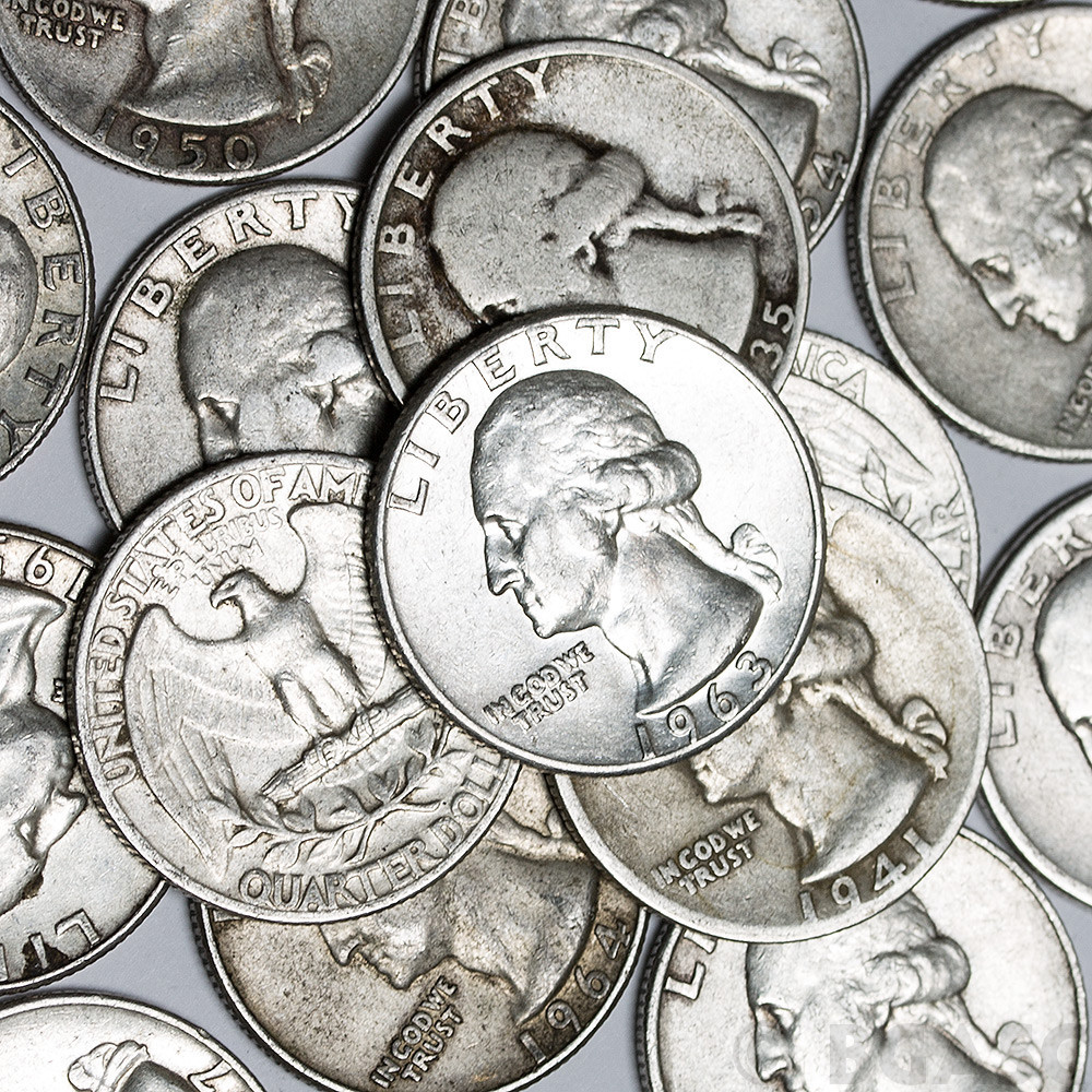 New Buy Silver Quarters $1 Face Value In 90 Percent Junk Price Of Silver Quarters Of Adorable 42 Ideas Price Of Silver Quarters