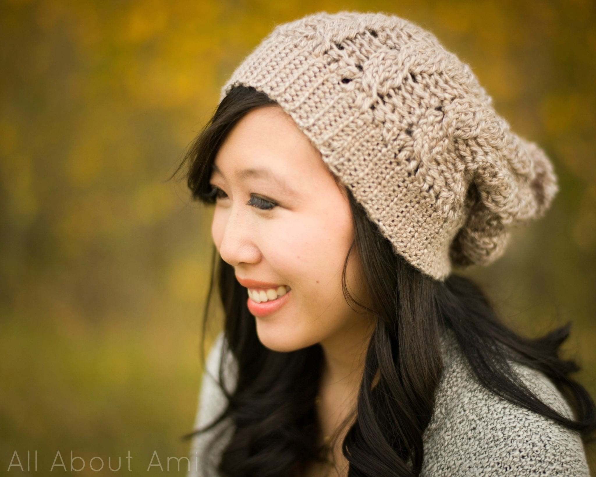 New Cabled Slouchy Beanie All About Ami Slouchy Beanie Hat Of Incredible 40 Ideas Slouchy Beanie Hat