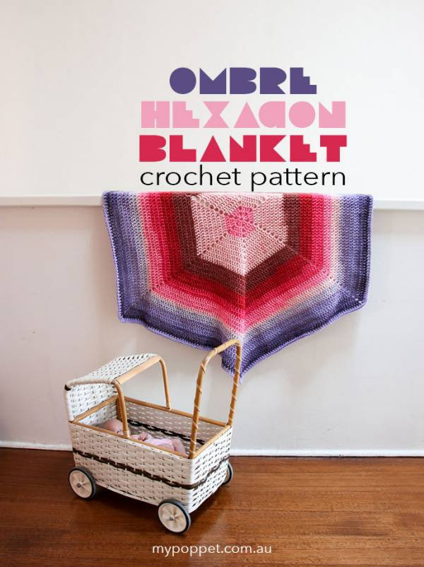 New Caron Cakes Hexagonal Blanket – Crochet Caron Cakes Blanket Of Beautiful 47 Models Caron Cakes Blanket