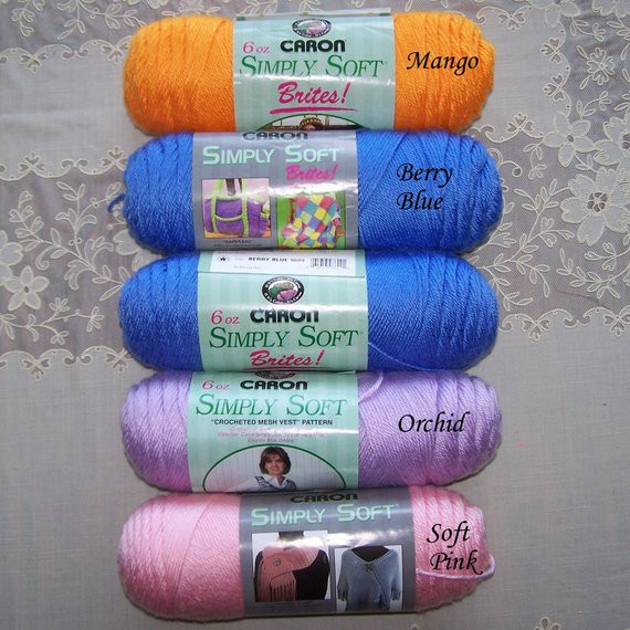 New Caron Simply soft Yarn & Caron Simply soft Brites Your Caron Simply soft Colors Of Innovative 41 Images Caron Simply soft Colors