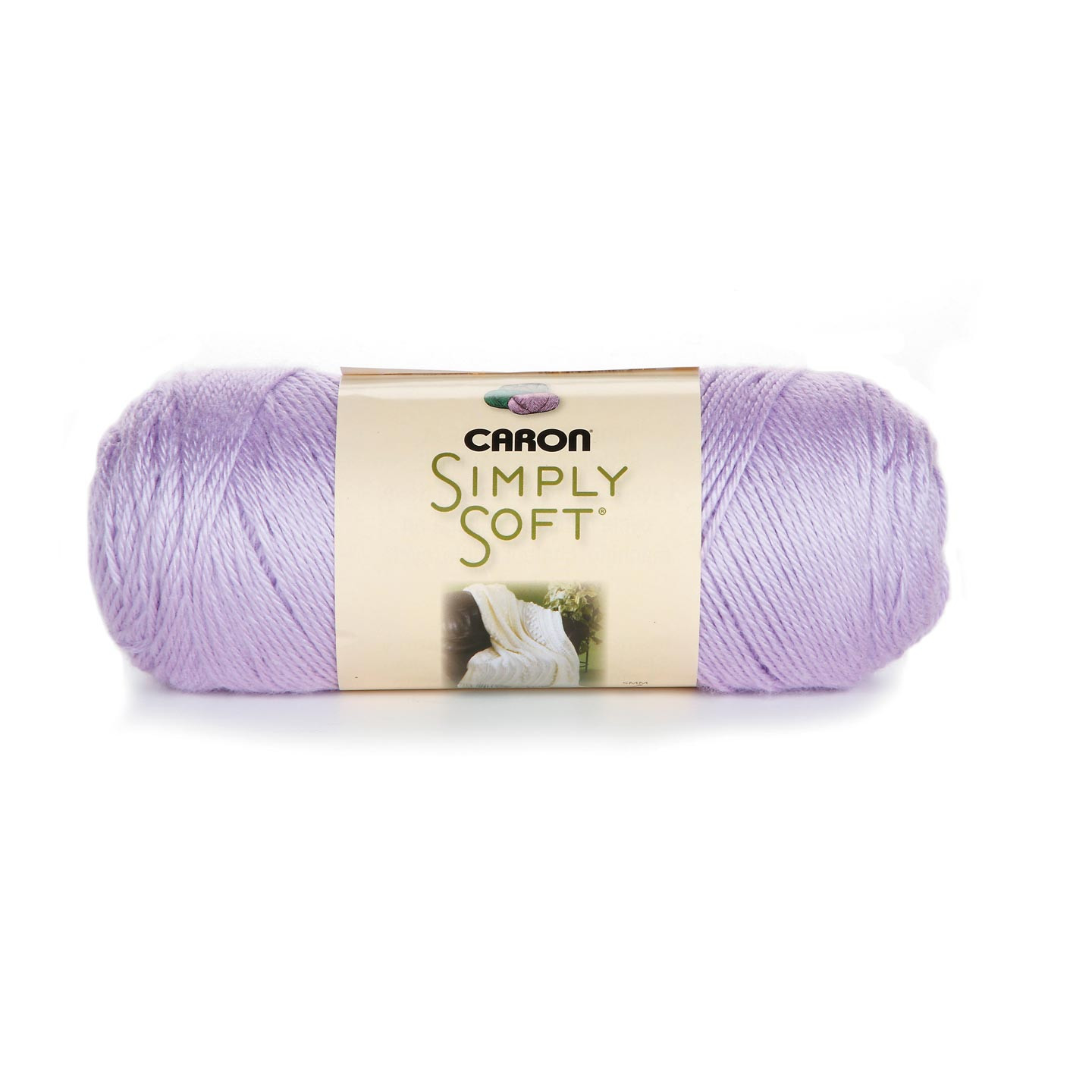 Caron Simply Soft Yarn Orchid