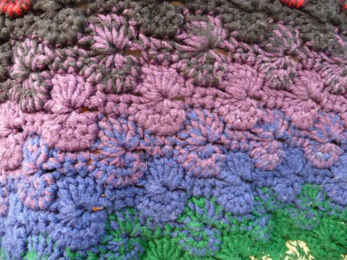 Catherine Wheel Afghan Pattern I m thinking with