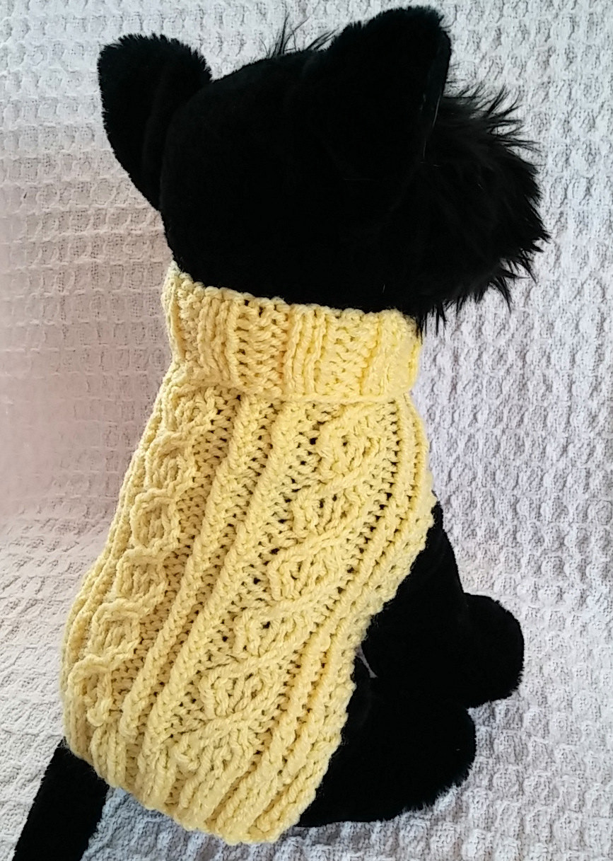 New Celtic Triad Dog Sweater Knitting Pattern Pdf Triad by Knitting Patterns for Dog Sweaters for Beginners Of Luxury 41 Pictures Knitting Patterns for Dog Sweaters for Beginners