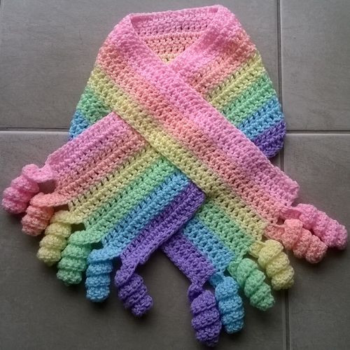 children s crochet scarf patterns free Crochet and Knit