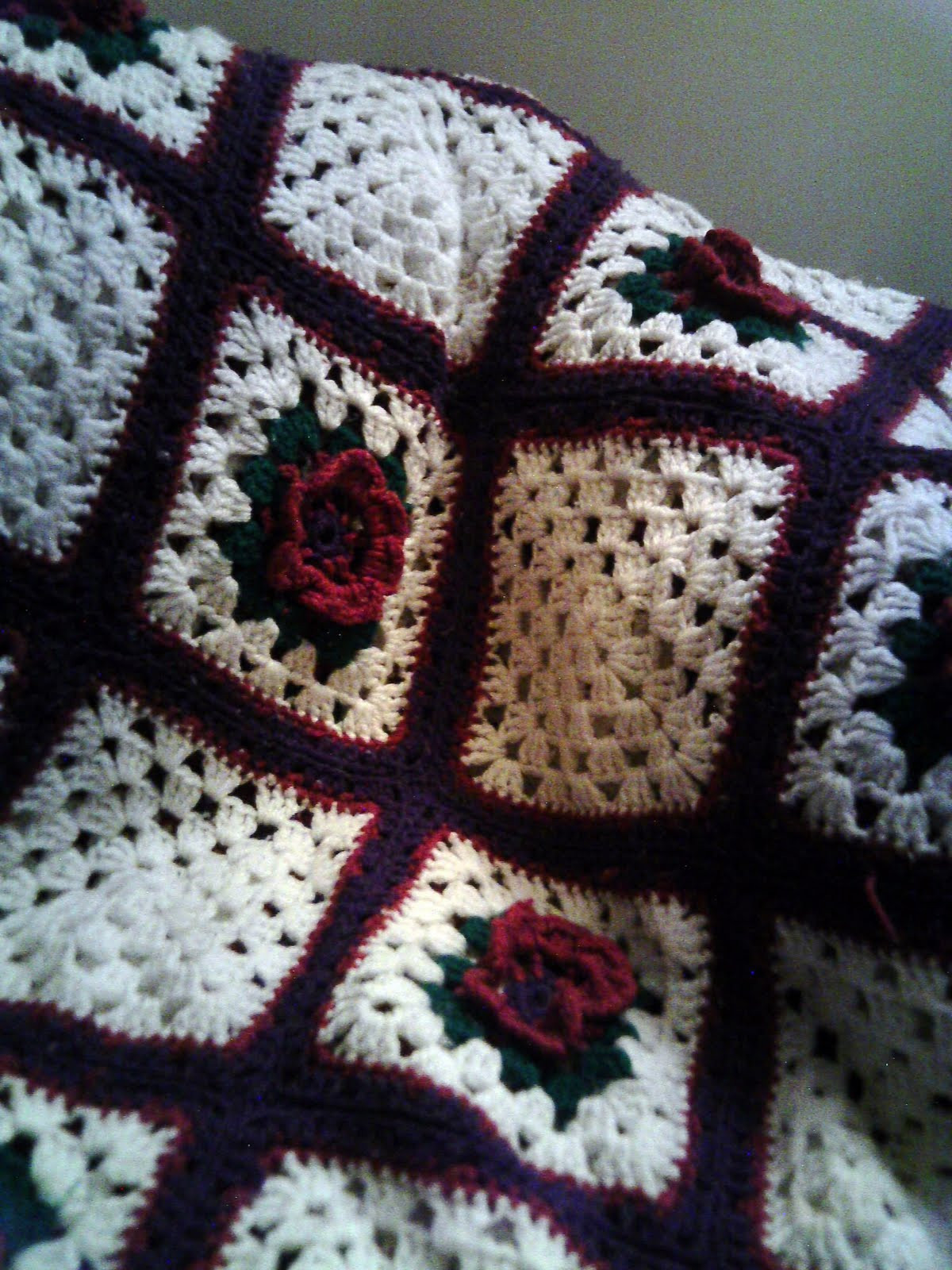 Christmas Crochet and Some Free Crochet Patterns too