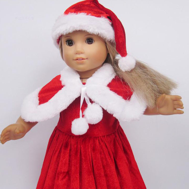New Christmas Gift Red Christmas Doll Clothes Handmade Doll American Girl Doll Christmas Outfits Of Wonderful 40 Ideas American Girl Doll Christmas Outfits