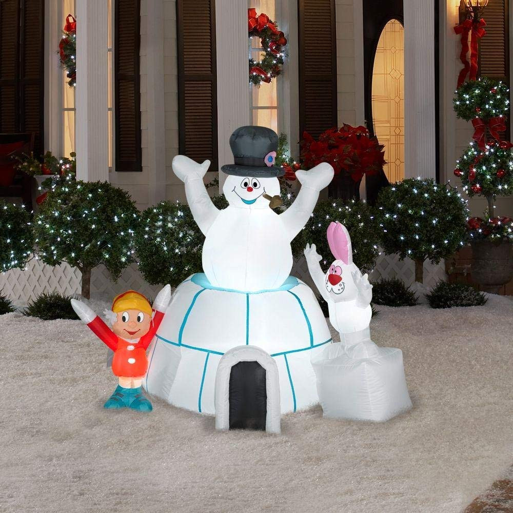 New Christmas Snowman Outdoor Inflatables Christmas Snowman Decorations Of Adorable 41 Models Christmas Snowman Decorations