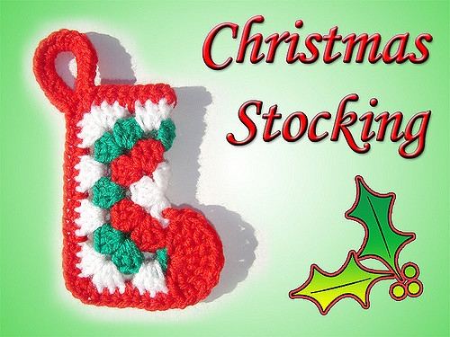 New Christmas Stocking Crochet Granny Square Christmas Stocking Crochet Pattern Of Amazing 44 Pics Granny Square Christmas Stocking Crochet Pattern