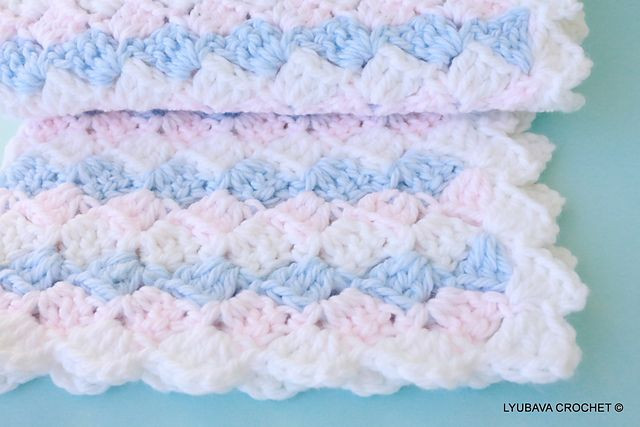 "New Chunky Baby Blanket ""boy or Girl"" Easy Tutorial Pattern by Crochet Baby Blanket Tutorial Of Top 46 Pics Crochet Baby Blanket Tutorial"