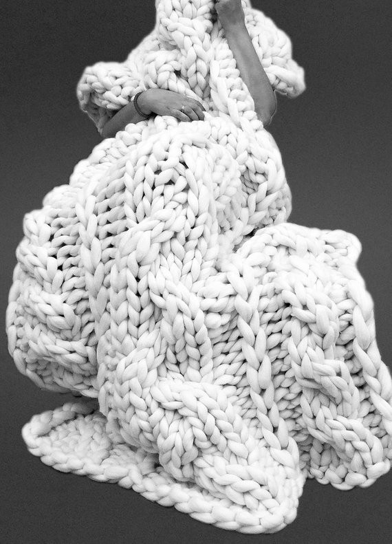 New Chunky Cable Knit Blanket Chunky Knit Blanket by Jennysknitco Chunky Cable Knit Throw Of New 48 Images Chunky Cable Knit Throw