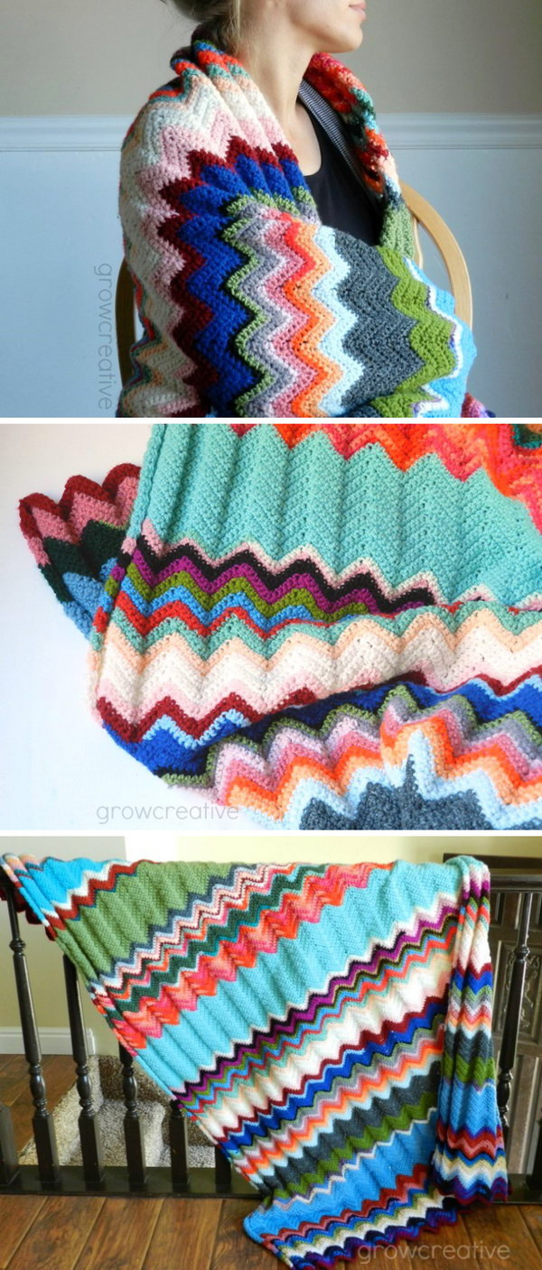 New Cool & Easy Crochet Blankets with Lots Of Tutorials and Cool Crochet Patterns Of Awesome 45 Ideas Cool Crochet Patterns