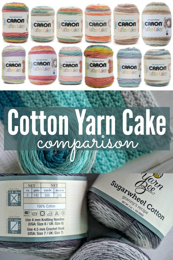New Cotton Cake Yarn Parison Caron Cotton Vs Sugarwheel Cotton Caron Cotton Cakes Yarn Of Amazing 48 Photos Caron Cotton Cakes Yarn