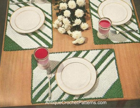 New Cotton Placemat Crochet Pattern Free Crochet Placemat Patterns Of Lovely 40 Pics Free Crochet Placemat Patterns