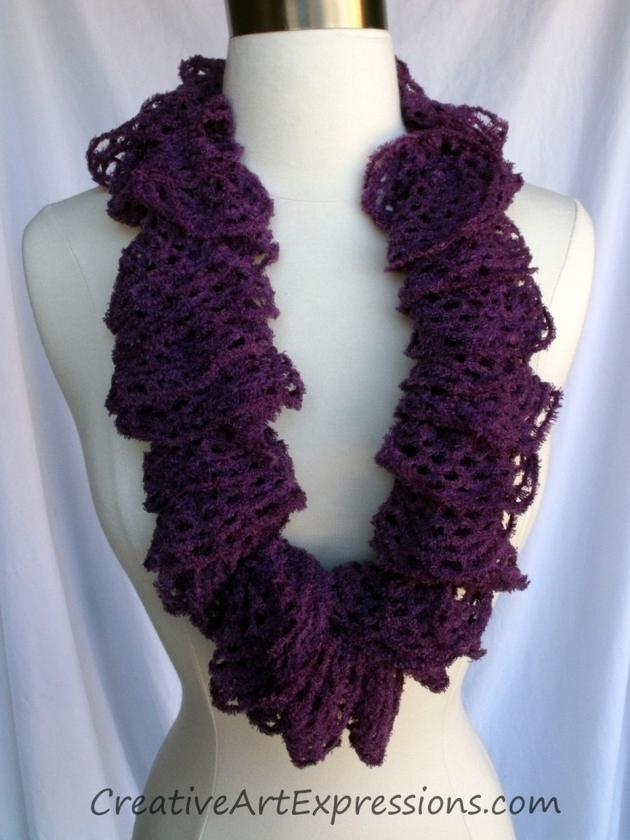 New Creative Art Expressions Hand Knitted soft Lace Frill Knit Ruffle Scarf Of Marvelous 50 Pics Knit Ruffle Scarf