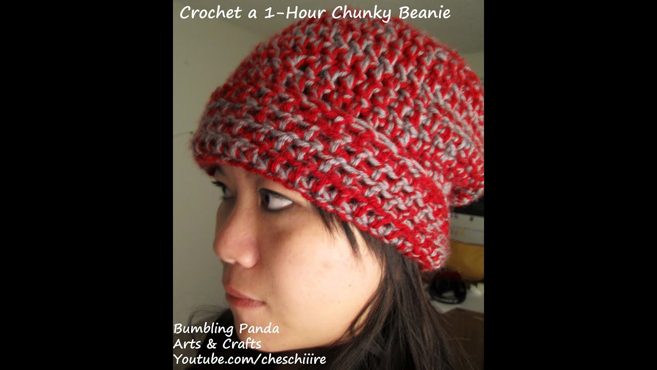 New Crochet An Easy 1 Hour Chunky Beanie Chunky Crochet Beanie Pattern Of Elegant Chunky Knit Hat Pattern Roundup 12 Quick & Cozy Patterns Chunky Crochet Beanie Pattern