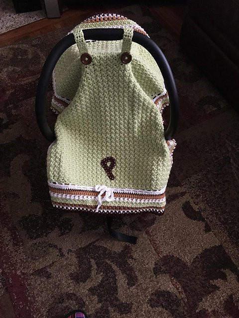 New Crochet Baby Car Seat Cover with Pattern Seat Cover Pattern Of Superb 46 Photos Seat Cover Pattern